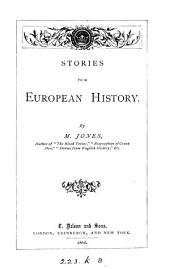Stories from European History