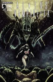 Aliens / Vampirella #1