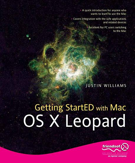 Getting StartED with Mac OS X Leopard PDF