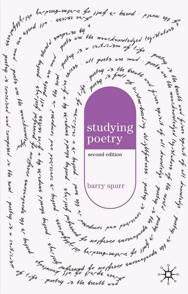 Studying Poetry