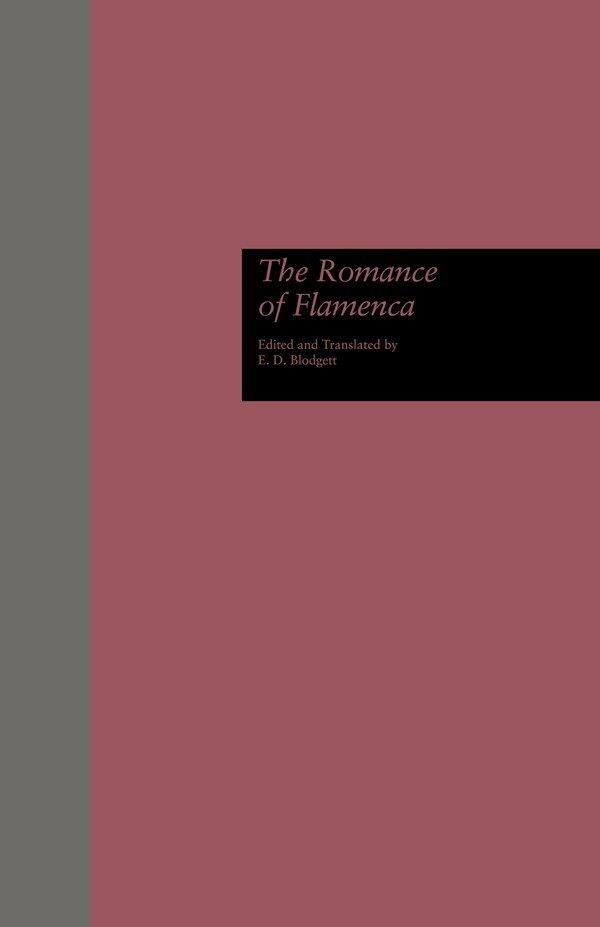 The Romance of Flamenca