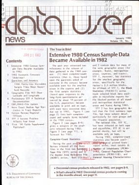 Data User News PDF
