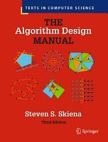 The Algorithm Design Manual PDF