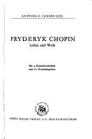 Fryderyk Chopin PDF