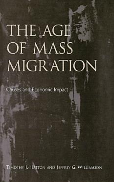 The Age of Mass Migration PDF