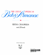 The Great American Baby Almanac PDF
