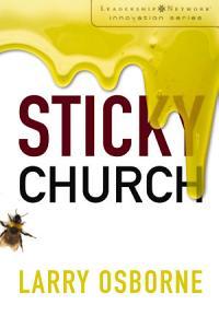 Sticky Church Book