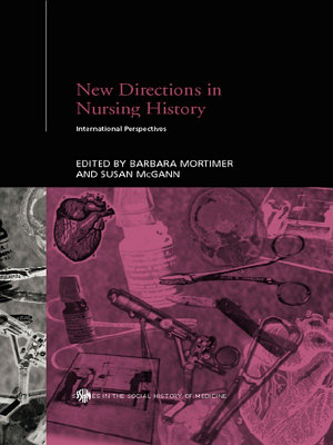 New Directions in Nursing History PDF
