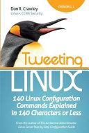 Tweeting Linux PDF