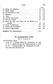 Metamorphoses; Auswahl für den Schulgebrauch von I. Meuser. 4 e
