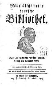 Neue allgemeine deutsche Bibliothek: Band 102