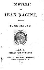 Oeuvres de Jean Racine :: Volume2