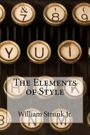 The Elements of Style William Strunk Jr  PDF
