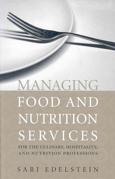 Managing Food and Nutrition Services PDF
