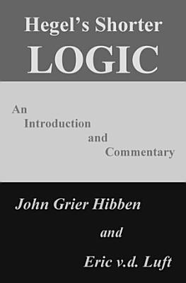 Hegel s Shorter Logic PDF