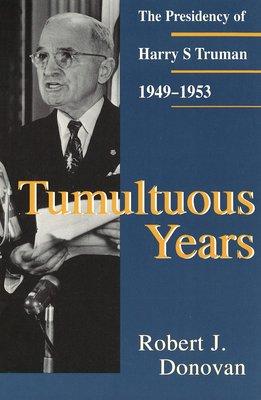 Tumultuous Years PDF
