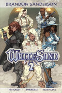 Brandon Sanderson's White Sand Volume 2 TP