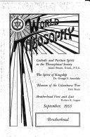 World Theosophy