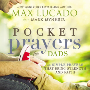 Pocket Prayers for Dads Book