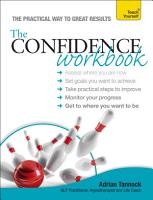 The Confidence Workbook  Teach Yourself PDF