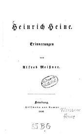 Heinrich Heine: Erinnerungen