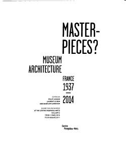 Masterpieces  PDF