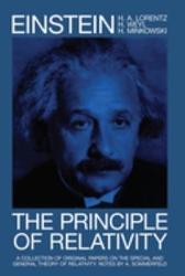 The Principle Of Relativity Book PDF
