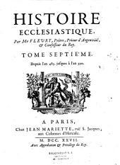 Histoire ecclésiastique: Volume23