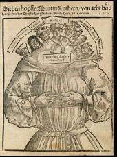 Sieben kopffe Martin Luthers von acht hohen sachen des Christlichen glaubens