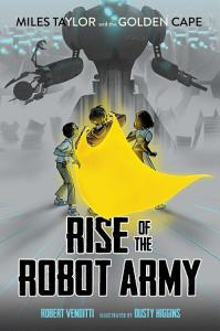 Rise of the Robot Army Book