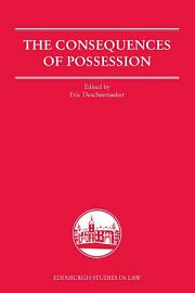 Consequences Of Possession