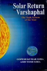 Solar Return, Or, Varshaphal