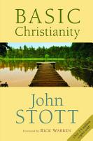Basic Christianity  Fiftieth Anniversary Edition PDF