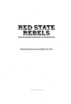 Red State Rebels PDF