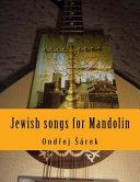 Jewish Songs for Mandolin
