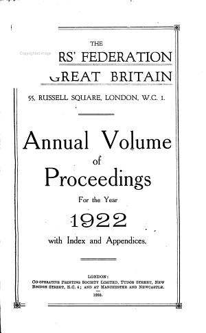 Annual Conference     PDF