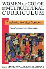 Women of Color and the Multicultural Curriculum