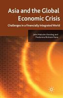 Asia and the Global Economic Crisis PDF