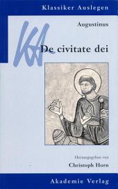 Augustinus, De civitate dei