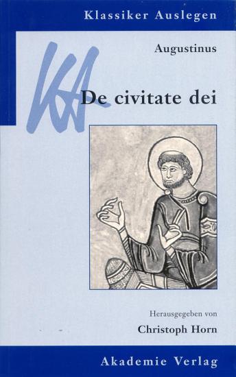 Augustinus  De civitate dei PDF