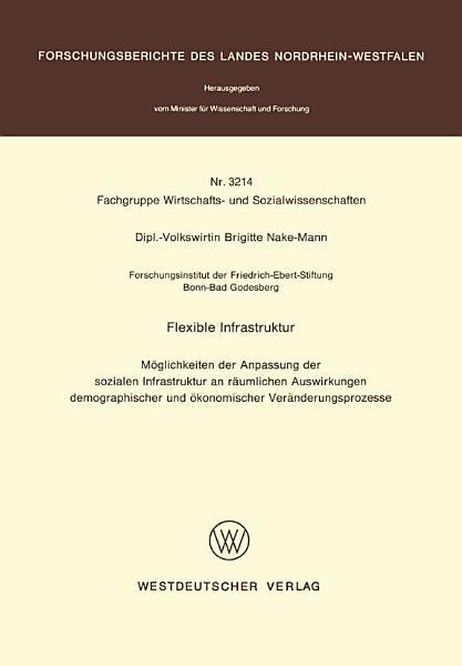 Flexible Infrastruktur PDF
