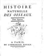 Histoire naturelle, générale et particulière, avec la description du Cabinet du roy: Volume1