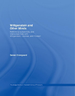 Wittgenstein and Other Minds PDF