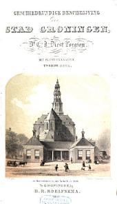 Geschiedkundige beschrijving der stad Groningen: Volume 2