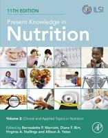 Present Knowledge in Nutrition PDF