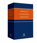 Manual of Construction Agreements PDF