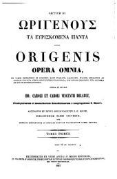 Patrologiae cursus completus ...: Series graeca, Volume 11
