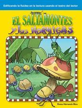 El Saltamontes y las Hormigas