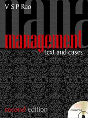 Managemen Text and Cases  Second Edition