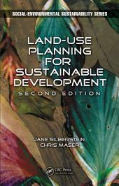 Land-Use Planning for Sustainable Development, Second Edition: Edition 2